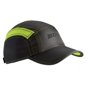 CEP Running Cap - Black/Green