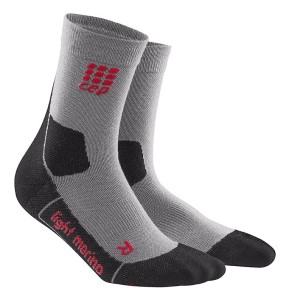 CEP Outdoor/Trail Running Socks - Volcanic Dust