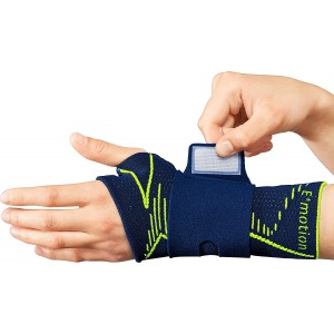 Medi Manumed Active E+motion Wrist Support