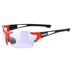 UVEX Sportstyle 803 Race Variomatic Light Reacting Multi Sport Sunglasses