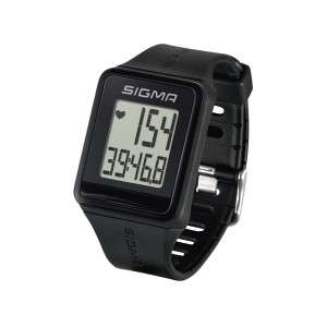 Sigma iD.GO Basic Heart Rate Monitor - Sports Watch With Chest Strap