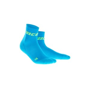 CEP Ultra Light High Cut Running Socks - Blue