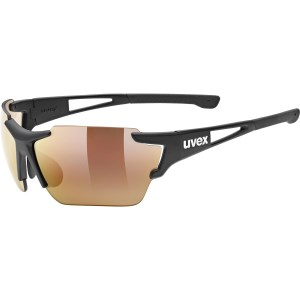 UVEX Sportstyle 803 Colour-Vision Variomatic Light Reacting Multi Sport Sunglasses