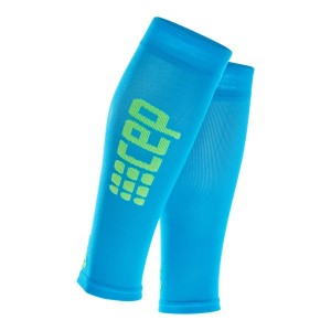 CEP Ultra Light Compression Calf Sleeves - Blue
