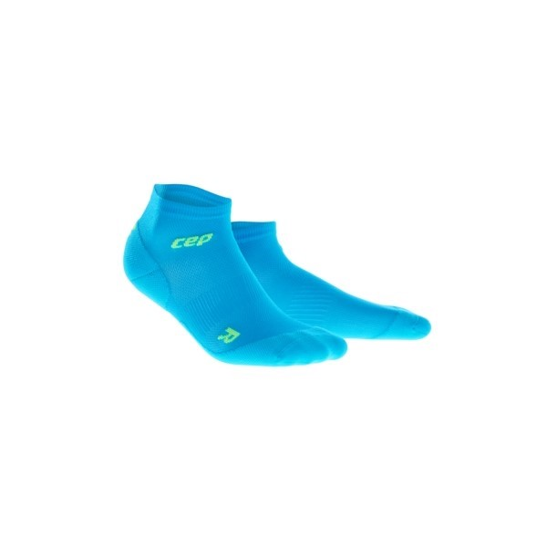 CEP Ultra Light Low Cut Running Socks - Blue
