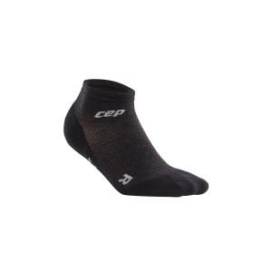 CEP Outdoor/Trail Running Low Cut Socks - Lava Stone