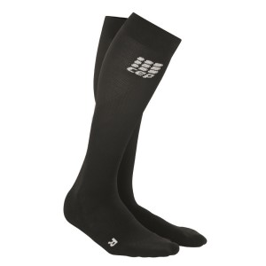 CEP Compression Run Socks 2.0 - Black + Free Running Socks