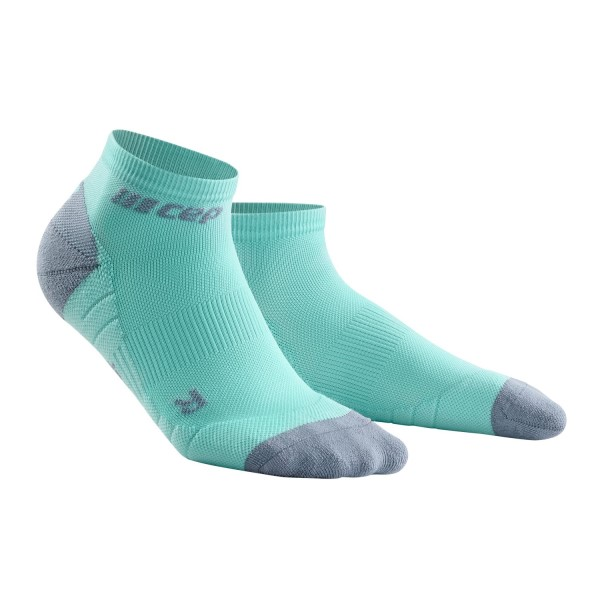 CEP Low Cut Running Socks 3.0 - Ice/Grey