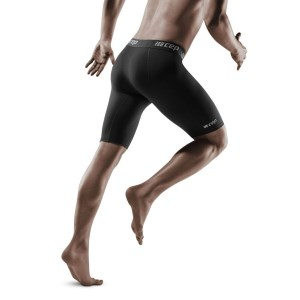CEP Compression Mens Base Shorts - Black