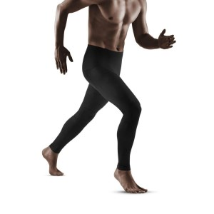 CEP Compression Mens Run Tights 3.0 - Black