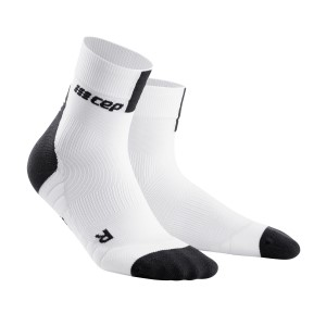 CEP High Cut Running Socks 3.0 - White/Grey