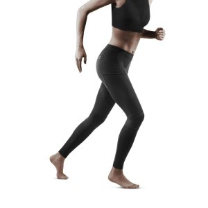 CEP Compression Womens Run Tights 3.0 - Black