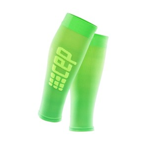CEP Ultra Light Compression Calf Sleeves - Green