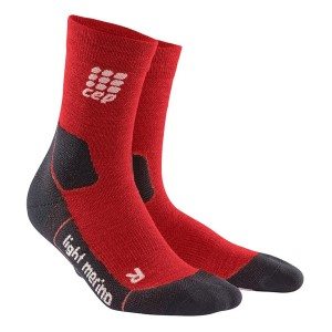 CEP Outdoor/Trail Running Socks - Magma