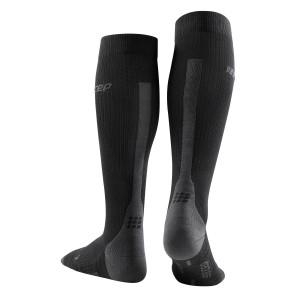 CEP Compression Run Socks 3.0 - Black/Grey