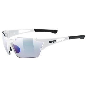 UVEX Sportstyle 803 Race Variomatic Light Reacting Multi Sport Sunglasses - Small