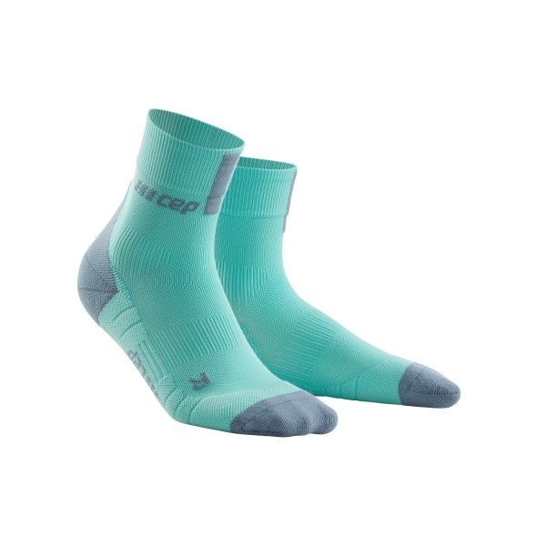 CEP High Cut Running Socks 3.0 - Ice/Grey