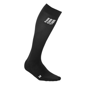 CEP Compression Run Socks 2.0 - Black